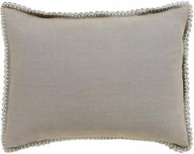 Surya Evelyn Full - Linen Comforter