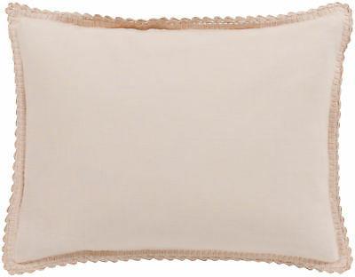 Surya Full - Size Linen Solid Comforter -