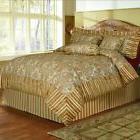Tache Home Fashion Falls End 6 Piece Comforter Set