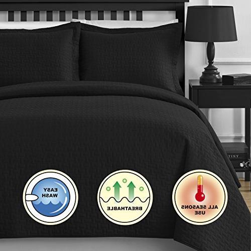 Comfy Bedding Microfiber King Comforter
