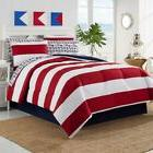 Comforter Set Full Luxurious Bedding Sets Stripe Collection