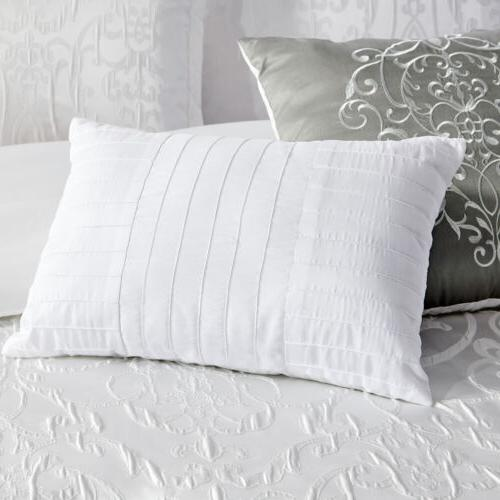 Textured Comforter Curtain Set