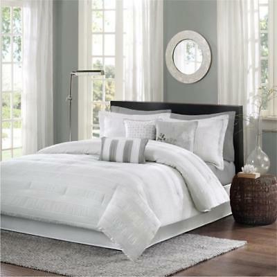 Hampton 7 Piece Comforter Set by Madison Park