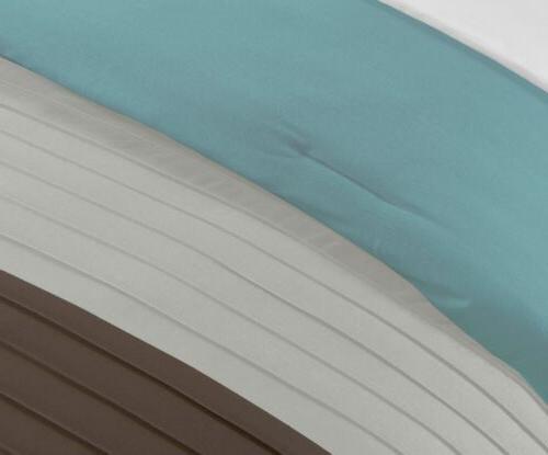 Chezmoi Collection Luxury Comforter Set