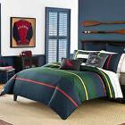 Nautica Heritage Classic Stripe Comforter Set