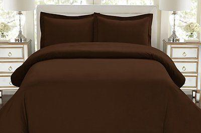 Hotel Luxury 3pc Duvet Cover Set-ON SALE TODAY-1500 Thread C