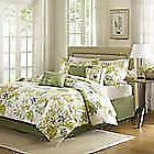 Madison Park Kannapali 7 Piece Comforter Set, King, Yellow