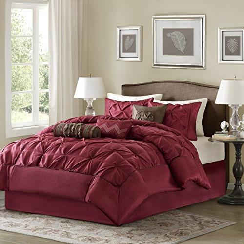 laurel queen comforter set bed