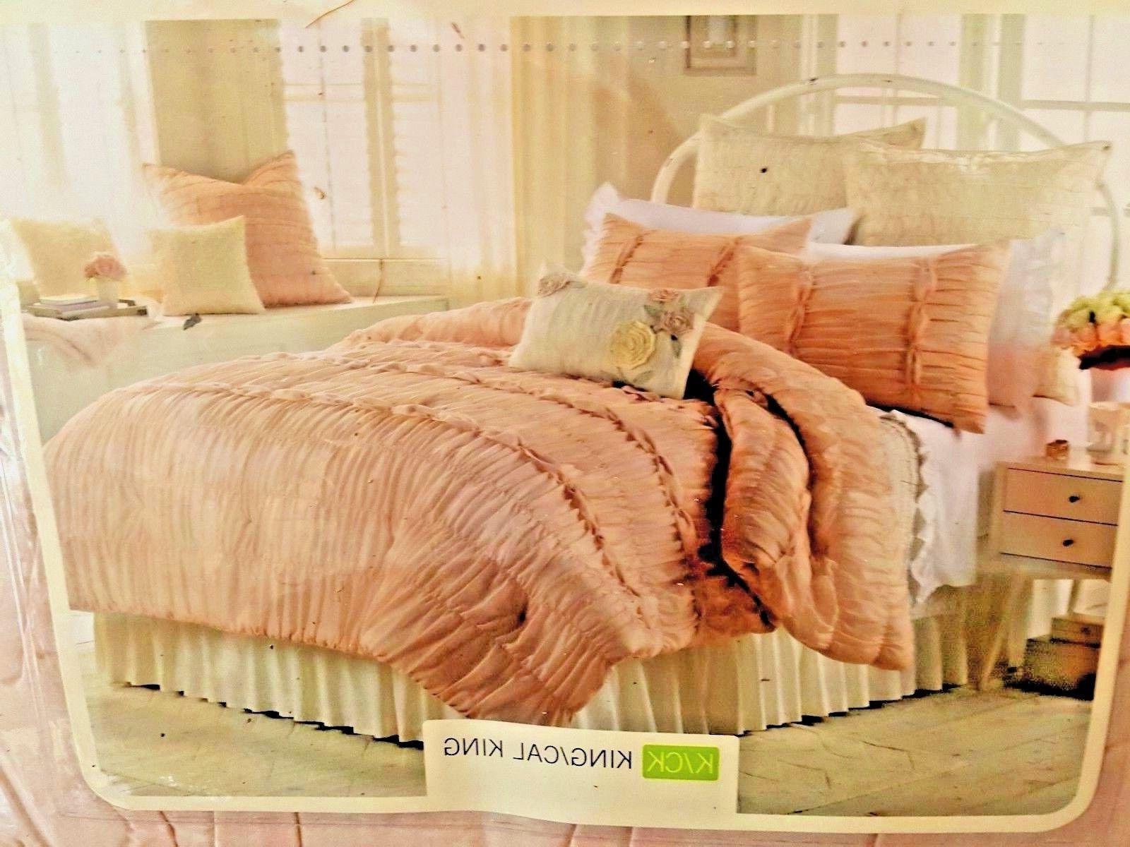 lauren conrad king comforter set 108 x