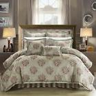 Chic Home Le Mans 9 Piece Comforter Set Vintage Jacquard Bed