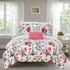 Chic Home Le Marias 9 Piece Reversible Comforter Set Paris B