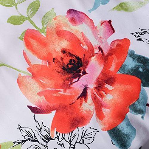 Leadtimes Duvet Queen Duvet Boho Comforter Lightweight Microfiber 1 Duvet Cover Shams