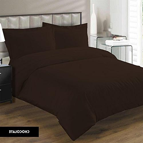 Luxurious and Egyptian Count Comforter Set Solid Culture