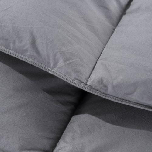 Luxury Alternative Comforter Queen King Size,