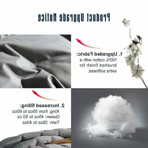 Luxury Comforter Twin King Size Bedding