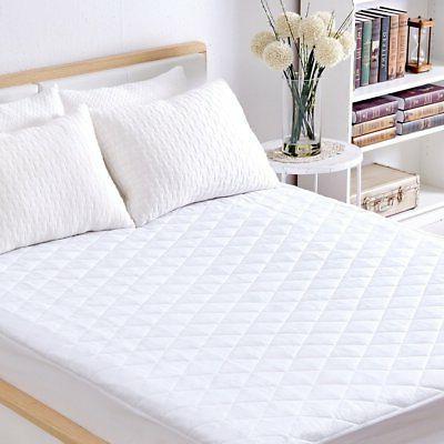 mattress pad protector