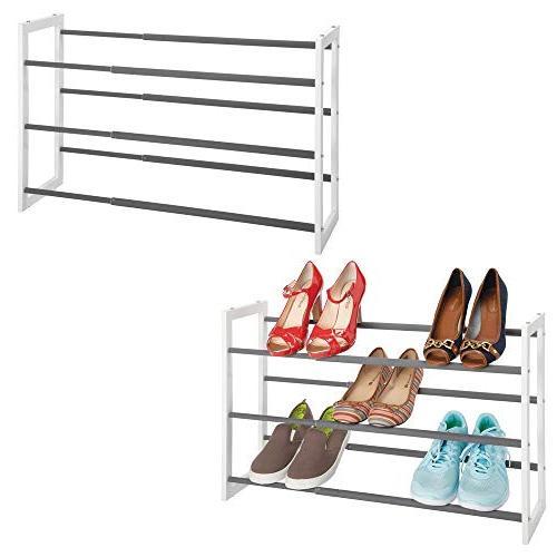 metal 3 tier adjustable expandable