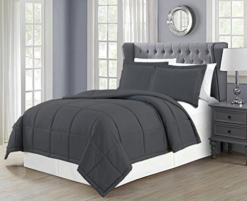 mk collection down alternative comforter