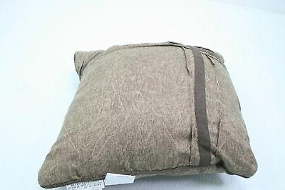 Madison 7 Piece Comforter Set King Size Brown