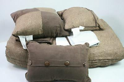 mp10 905 boone 7 piece faux suede
