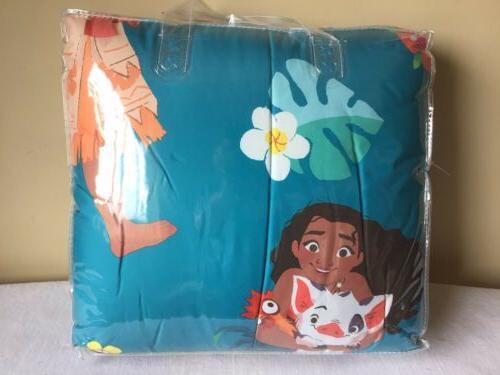 New Moana Soft 3pc Bedding Set Sheet Case