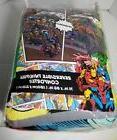 NIP Kids MARVEL COMICS Spiderman, Hulk etc. REVERSIBLE Twi