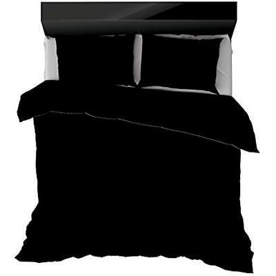 "Not Basic Black Comforter Set Home "" Kitchen"