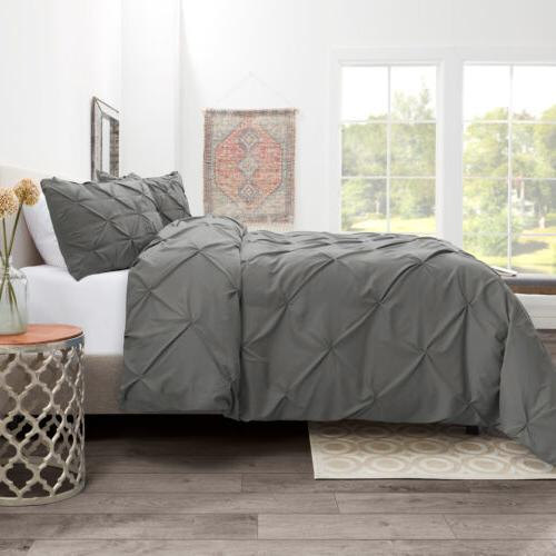 Pinch Pleated Set Luxurious Premium Cover