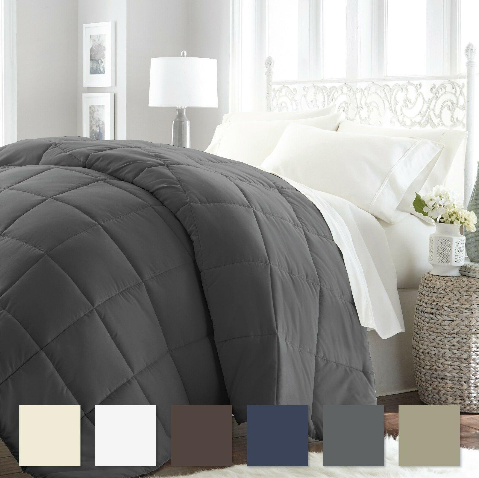 simply soft premium goose down alternative comforter
