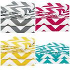 Chezmoi Collection Printed Chevron Zig Zag Soft Microfiber S
