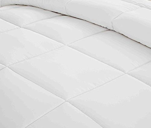 Unique Home Queen Duvet All Season Goose Down Comforter