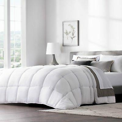 quilted down alternative hotel comforter