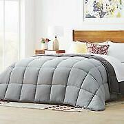 Linenspa Reversible Hypoallergenic Down Alternative Comforte
