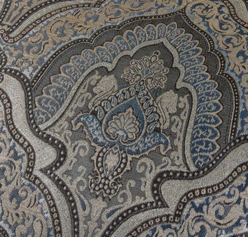 Chezmoi 9-piece Jacquard Paisley Comforter Set
