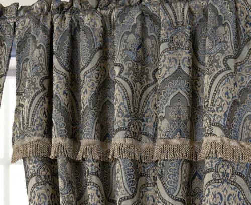 Chezmoi Collection Seville Jacquard Comforter Set