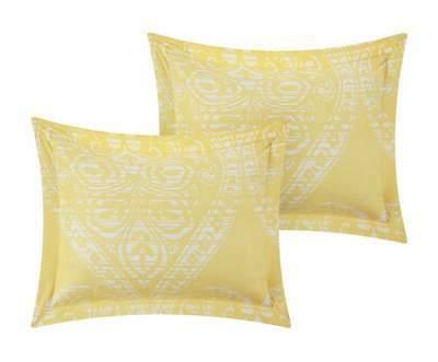 Chic Home Sicily Piece Comforter Set Reversible Jacquard Bedding