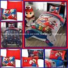 SUPER MARIO Full Odyssey BEDDING Bed In Bag w/ Comforter, Sh