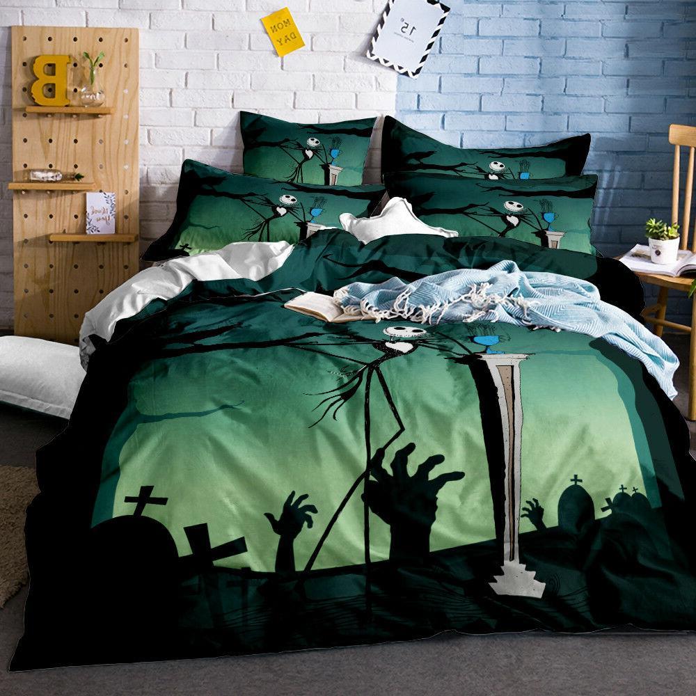 the nightmare before christmas jack duvet comforter