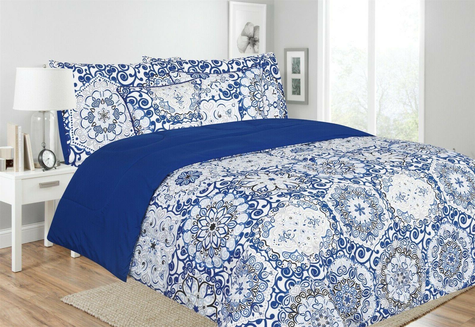 Ultra Reversible Comforter Printed