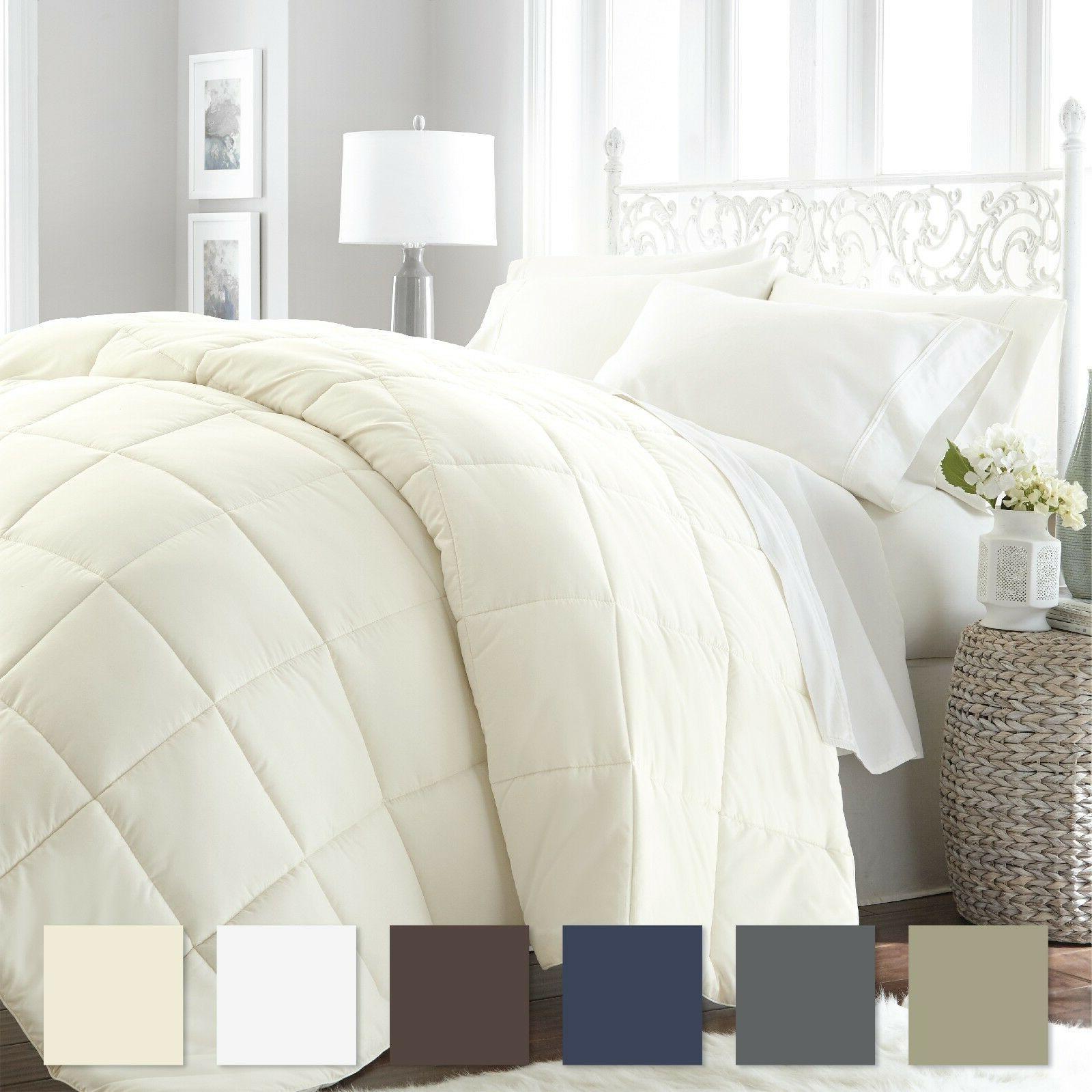 ultra soft lightweight down alternative comforter six