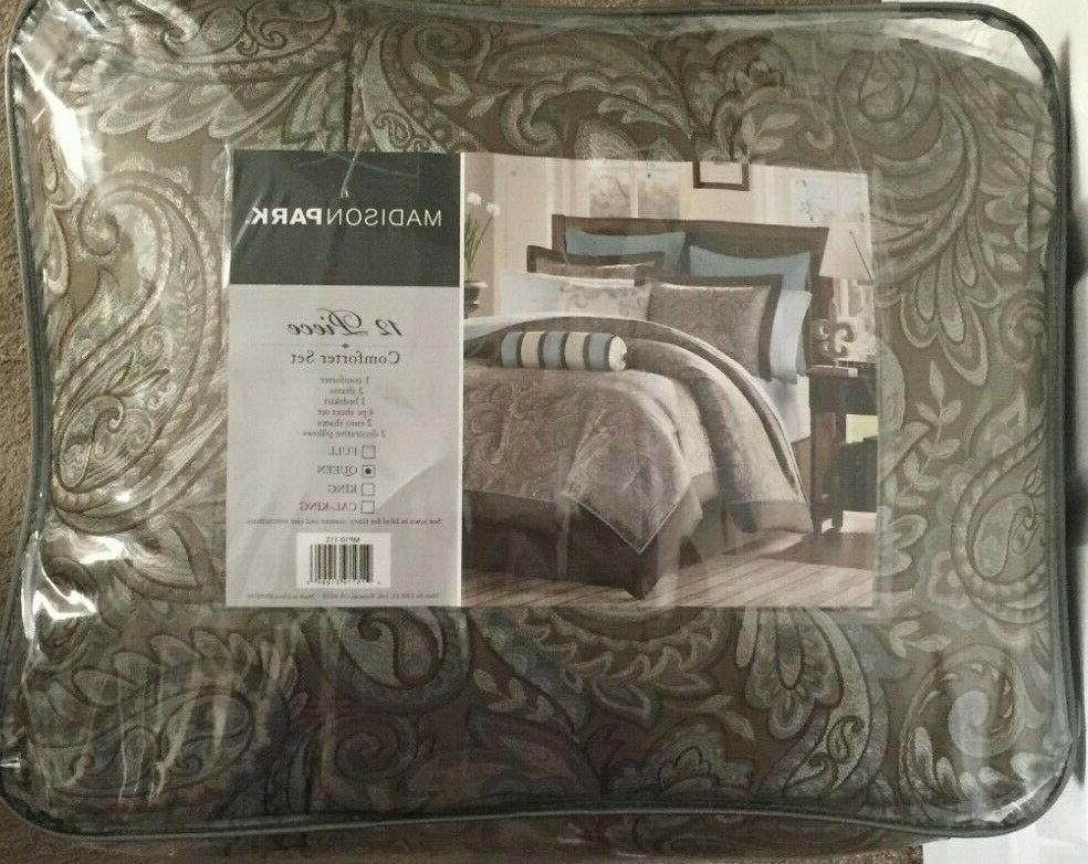 whitman blue bed a bag