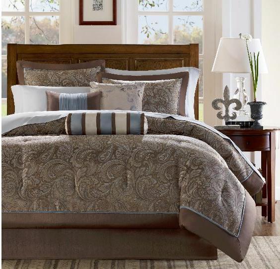 Madison Park 12-piece Bed a Set