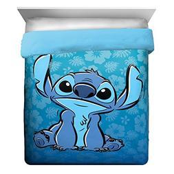 Disney Lilo & Stitch Ohana Full/Queen Comforter - Super So