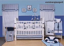 Little Sailor 10 pc Crib Set