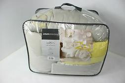 Madison Park Lola 7 Piece Comforter Bedding Set Size King Po