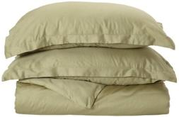 Luxe 1800 Series, Egyptian Quality Wrinkle Resistant Duvet C