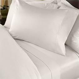 4 Piece LUXURIOUS 1000 Thread Count KING Size Siberian Goose