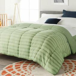 LUXURIOUS CAL KING Size Goose Down Alternative Comforter Duv