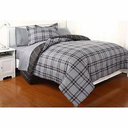 Luxlen Luxury Bed in Bag Comforter Set Including Sheets Set,
