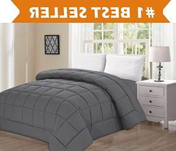 Luxury Comforter on Amazon! Elegant Comfort Ultra Plush Down